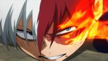 Shoto Todoroki realizes his mistakes