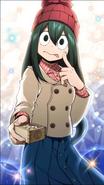 Tsuyu Asui Character Art 11 Smash Tap