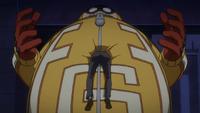 Adsorción de grasa Anime