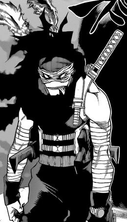 Stain manga