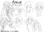 Innsmouth Anime Sketch