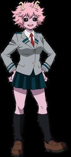 Mina Ashido Uniforme