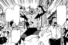 Akira Iwako rampage