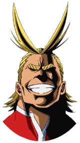 All Might icon