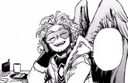 Hawks' ideal world for heroes