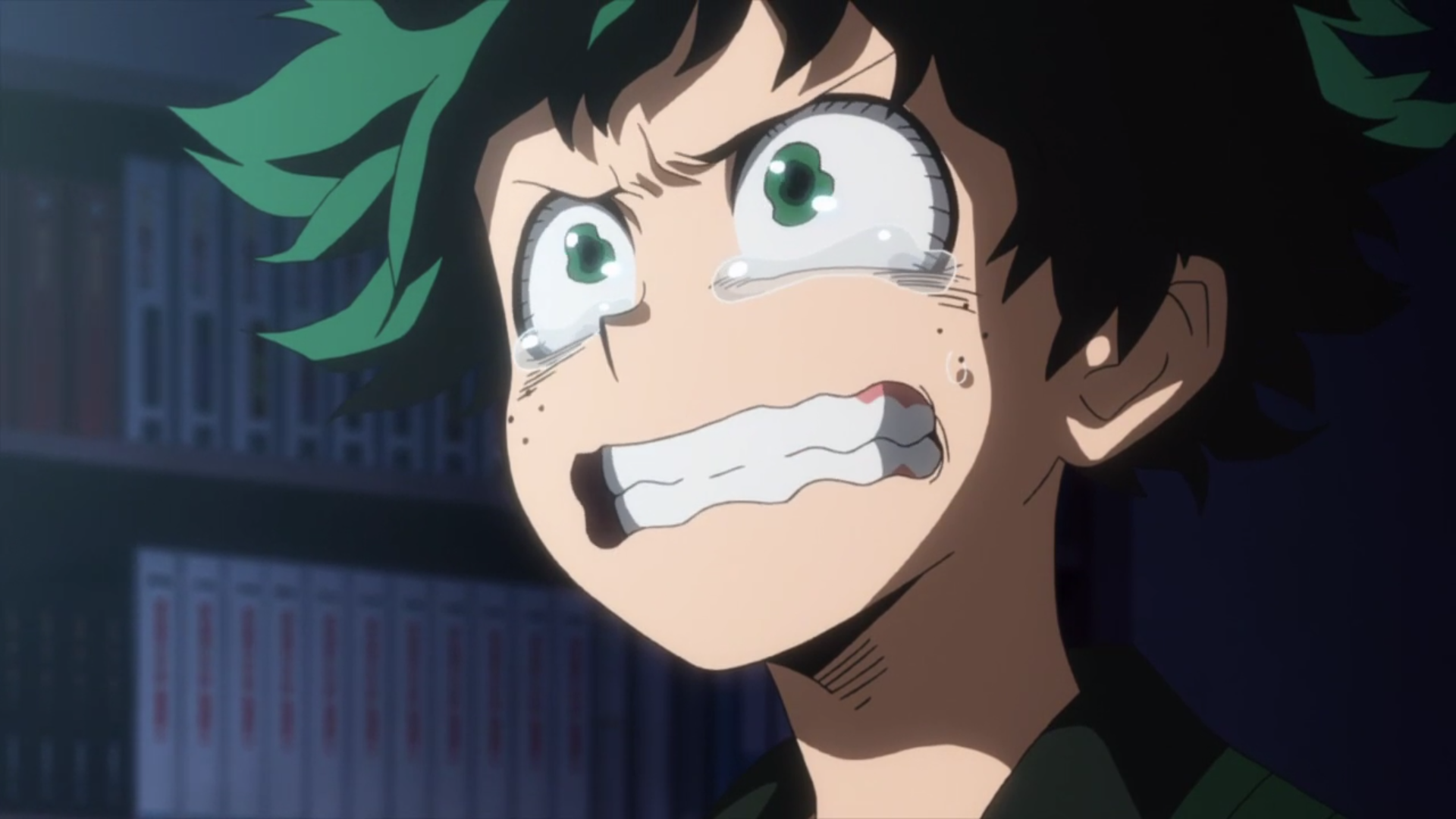 Izuku is accepted into U.A. (Anime)