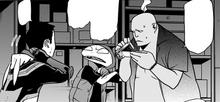 Rapt and Moyuru impressed by Koichi