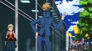 Best Jeanist and Katsuki patrol