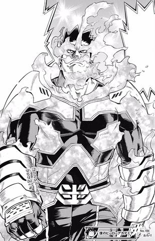 Traje de héroe 2