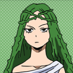 Ibara Shiozaki Anime Portrait