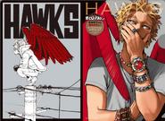JUMP GIGA Summer 2019 Volume 1 Hawks Folder
