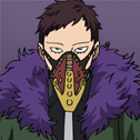 Overhaul Anime Portrait