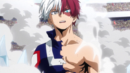 Shoto Todoroki wins