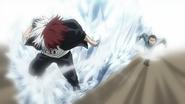 Shoto races Inasa