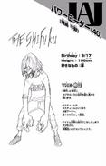 Volume 12 Higari Maijima Profile