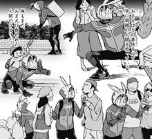 Koichi heroic nature