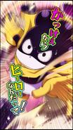 Minoru Mineta Upgrade Character Art 1 Smash Rising