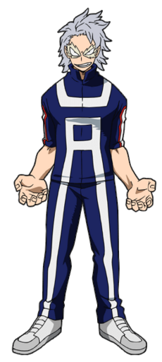 Tetsutetsu Tetsutetsu Uniforme