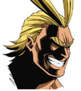 All Might icon 2