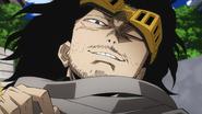 Shota smirks