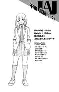 Volume 26 Mawata Fuwa Profile