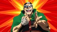 Crust Hero Costume (Anime)