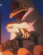 Hari Kurono first anime appearance