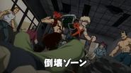 Katsuki & Eijiro vs Villains 2