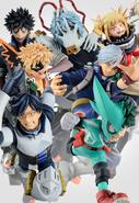 My Hero Academia Bandai Arcade Figures