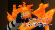 Endeavor gets recruited
