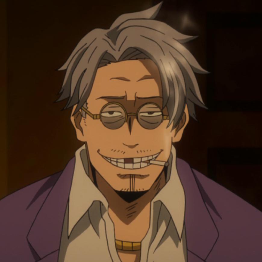 Giran Anime Portrait