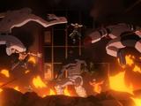 Pro Heroes vs. Hosu Nomu