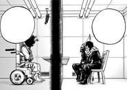 Shota and Hizashi meet personally with Kurogiri