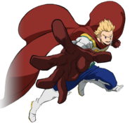 Mirio One's Justice 2 Artwork