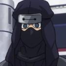 Black Seijin Student Portrait