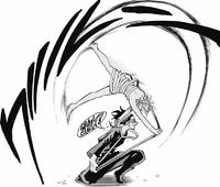 Himiko Toga vs. Shota Aizawa