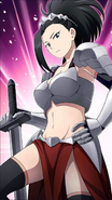 Momo Yaoyorozu Character Art 11 Smash Tap