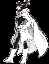 Nana Shimura transparent
