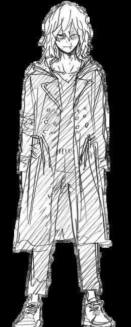 Tomura Shigaraki civil