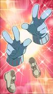 Toru Hagakure Character Art 2 Smash Tap