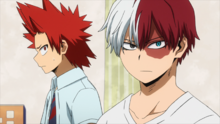 Eijiro and Shoto