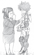 Izuku and Inko
