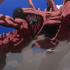 Fusione tra Kai e Rikiya Katsukame nell'anime.