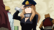 Camie passes the first phase