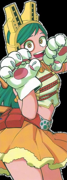 Ragdoll color manga