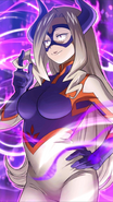 Mt. Lady Character Art 6 Smash Tap