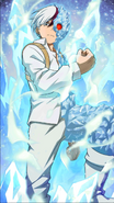 Shoto Todoroki Character Art 5 Smash Tap