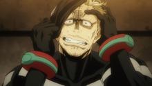 Jin Bubaigawara unmasked