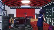 Kyoka Jiro's dorm room