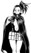 Momo Yaoyorozu Winter Costume